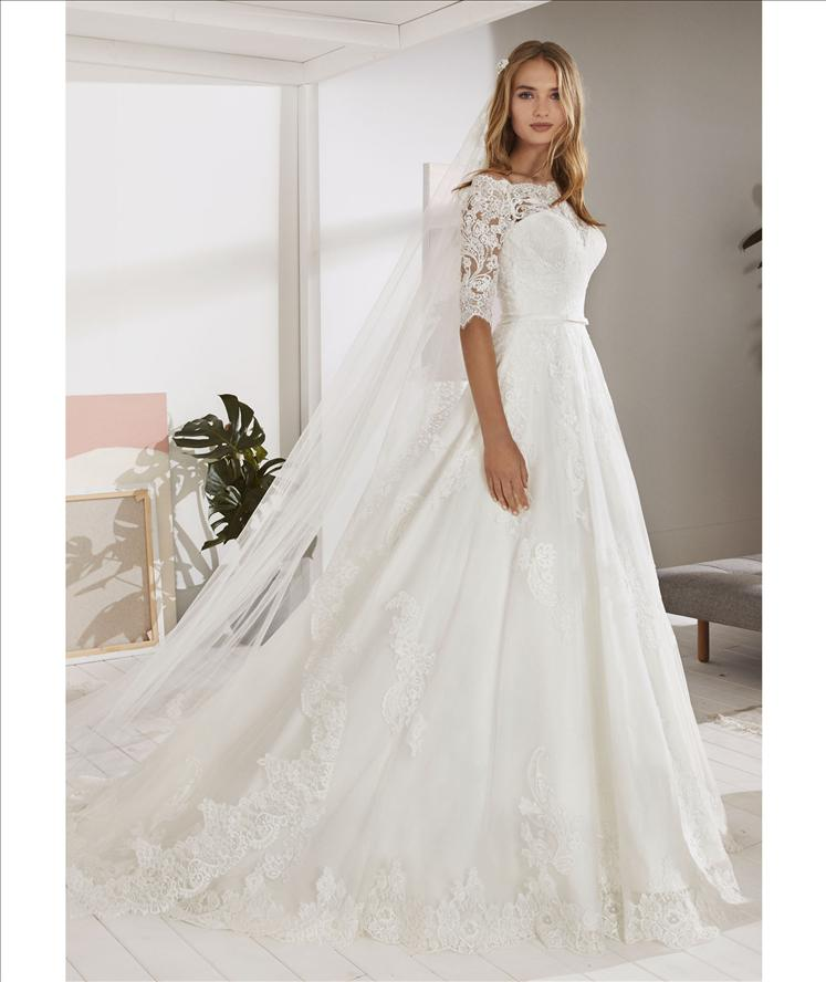 Mori Lee 2019 Wedding Dresses: Gown And Dress « Bello Wedding World